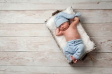 Harrassed Moms guide to parenting - newborn sleep